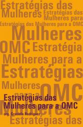 Estratégias das Mulheres para a OMC